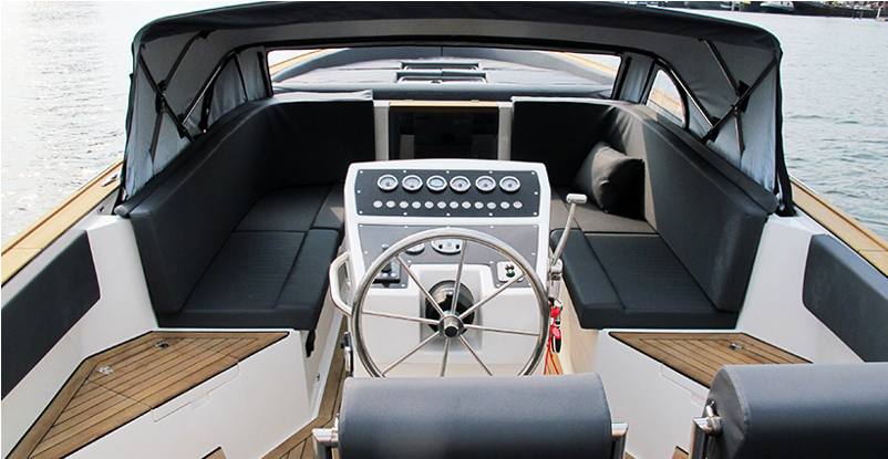 Cockpit Cooper 1000